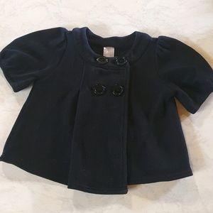Size 3 short sleeve jacket/coat/Cape